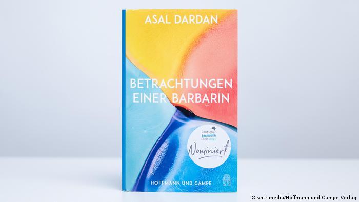 Buchcover: Betrachtungen einer Barbarin von Asal Dardan