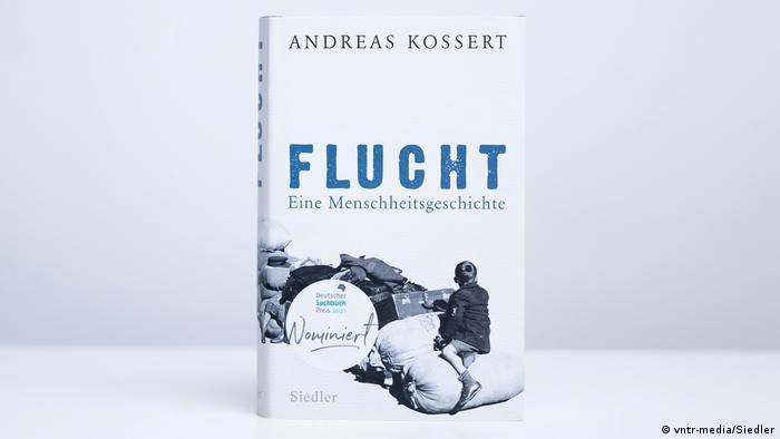 Buchcover: Flucht. ine Menschheitsgeschichte. von Andreas Kossert