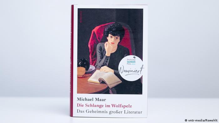 Buchcover Michael Maar: Die Schlange im Wolfspelz. Das Geheimnis großer Literatur