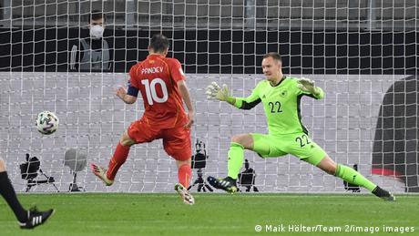 Fussball | WM-Qualifikation I Deutschland - Nord Mazedonien