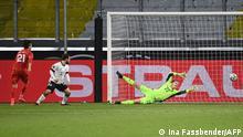 WM-Qualifikation I Deutschland - Nord Mazedonien | Tor