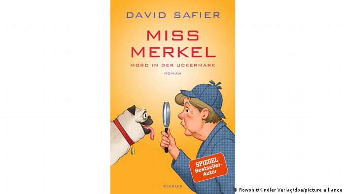 كتاب الآنسة ميركل لدافيد زافيير