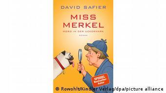 Обложка книги Мисс Меркель