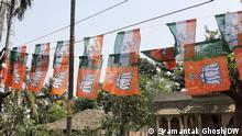Westbengalen Wahl Nandigram