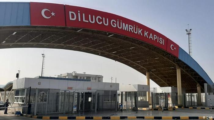 Türkiye ile Azerbaycan Nahçıvan Özerk Cumhuriyeti arasındaki Dilucu Gümrük Kapısı