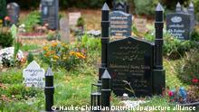 Symbolbild Muslimische Gräber