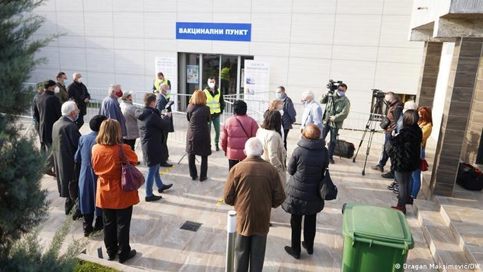 Bosnien und Herzegowina Banja Luka | Einladung zum Impftermin