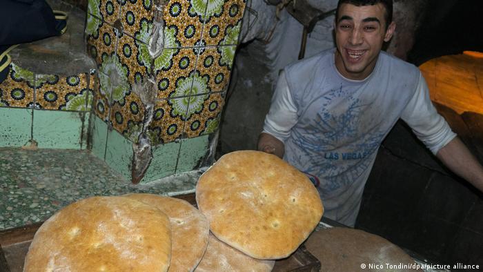 فران شعبي مغربي