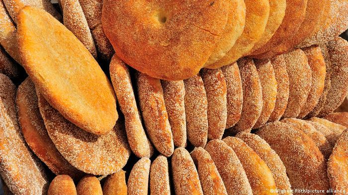 خبز في المغرب