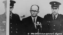 Kriegsverbrecherprozess Adolf Eichmann Jerusalem
