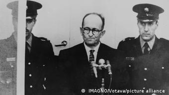 Ο κατηγορούμενος Άντολφ Άιχμαν