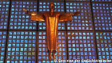 Berlin |Christus aus der Kaiser Wilhelm Gedächtniskirche