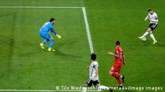 Qualifikation zur Weltmeisterschaft - Nord-Mazedonien Deutschland