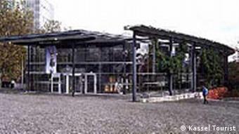 Kassel: Documenta-Halle