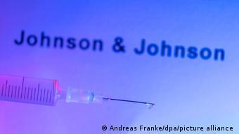 Symbolfoto Corona-Impfstoff Johnson & Johnson