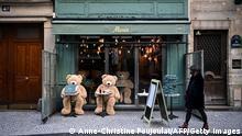 Bildergalerie Frankreich vor landesweitem Lockdown | Paris, Restaurant