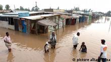 Kenia | Hochwasser in Kenia wegen schwerer Regenfälle