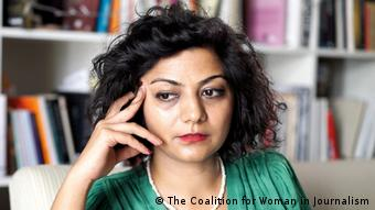 Kiran Nazish, Founder and Director of the Coalition for Women in Journalism (CFWIJ)