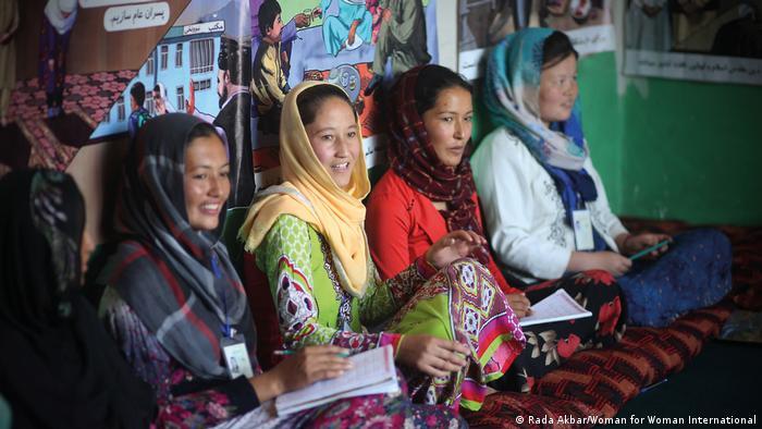 Rada Akbar (Women for Women International)