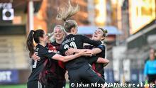 UEFA Frauen Champions League I FC Rosengard vs FC Bayern München