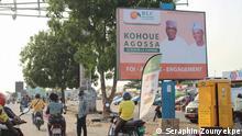 Cotonou, Benin | Wahlkampagne