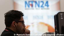 Venezuela NTN24 Symbolbild