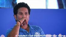 Indien Cricket Sachin Tendulkar