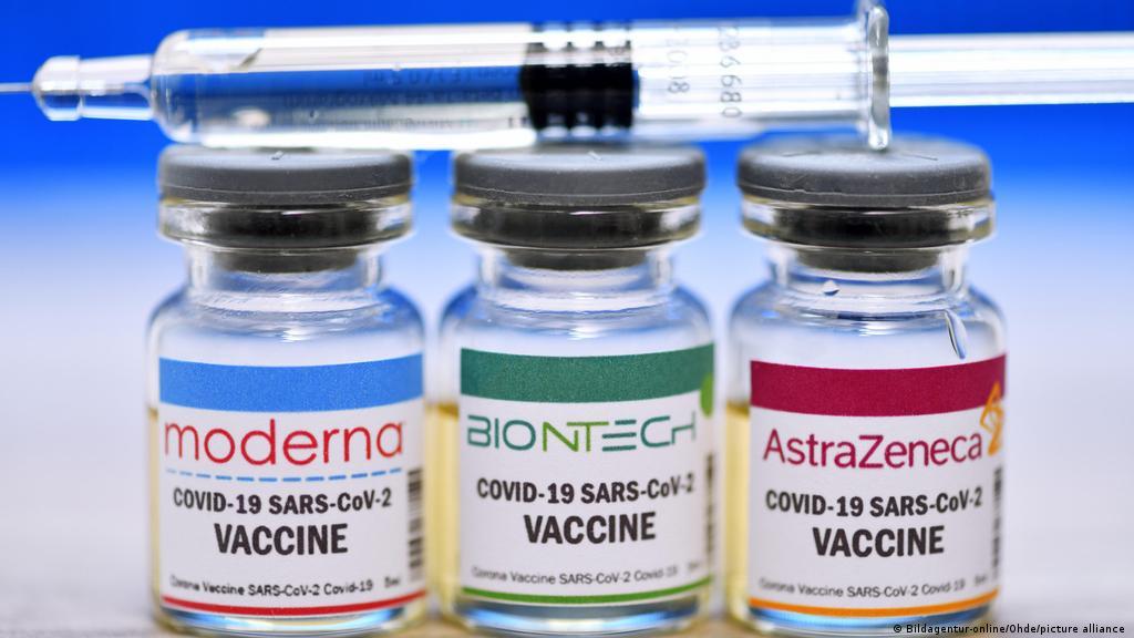 Vacunas contra el COVID-19: similitudes y diferencias   Coronavirus   DW    13.04.2021