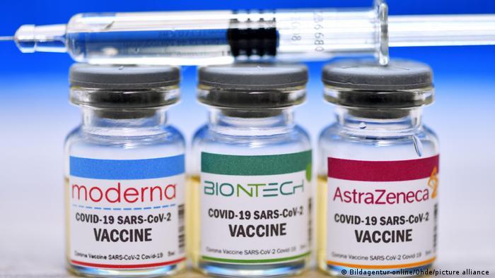 Cjepiva raznih proizvođača