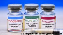 Coronavirus Symbolbild Impfstoff