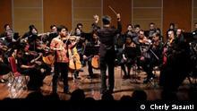 Giovani Biga Orchester Indonesien