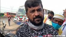 Bangladesch Dhaka Verkehr Passagier Mohammad Shiplu