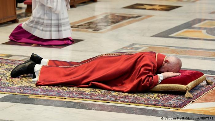Vatikan I Papst Franziskus