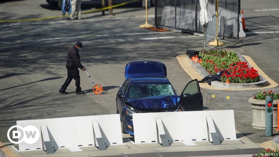 ABD'de Kongre binası önünde saldırı: 1 polis öldü