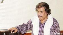 Pakistanischer Sänger Shaukat Ali