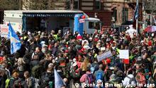 Suttgart | Demonstration gegen Corona Auflagen