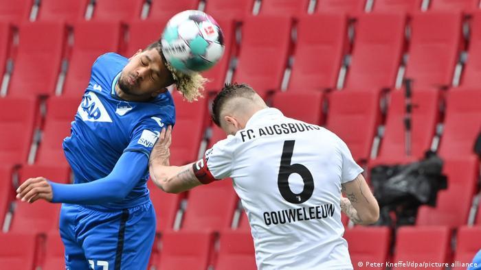 Fußball Bundesliga I FC Augsburg - TSG 1899 Hoffenheim