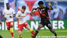 Fußball Bundesliga 27. Spieltag |RB Leipzig vs. FC Bayern München