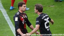 Fußball Bundesliga 27. Spieltag   RB Leipzig vs. FC Bayern München