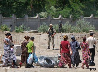 Беженцы в Киргизии