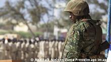 December 20, 2014 - Mogadishu, Somalia - The Somali Police arranged a parade to commemorate the Police Force s 71st anniversary. Mogadishu, Somalia, 20 december 2014 Mogadishu Somalia PUBLICATIONxINxGERxSUIxAUTxONLY - ZUMAn230 20141220_zaa_n230_211 Copyright: xNoexFalkxNielsenx