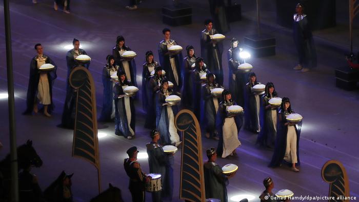 این مومیاییها تحت تدابیر شدید امنیتی و بهگونهای که با جایگاه و منزلت پادشاهی همخوانی دارد به موزه جدید ملی تمدن مصر منتقل شدند. گفته میشود که برگزاری این مراسم مجلل چند میلیون دلار هزینه برده است.