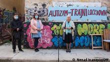 Hilfe für autistische Personen in Istrien/Kroatien - Verein für Personen mit Autismus in Pula/Kroatien Aktion des Vereins für Personen mit Autismus in Pula/Kroatien