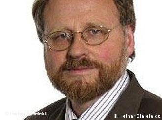 Heiner Bielefeldt (Foto: DW)