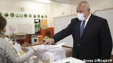 Bulgarien I Parlamentswahl