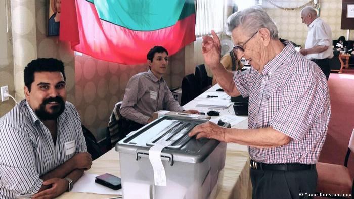 Australien bulgarische Parlamentswahl