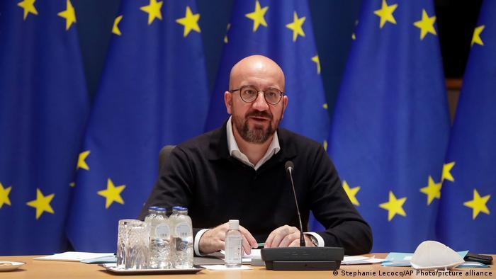Belgien Charles Michel