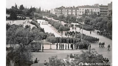 Παρέλαση ναζί Αθήνα