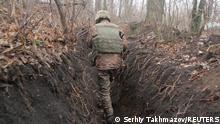 Ukraine Konflikt bei Donezk