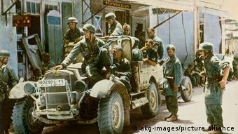 Δεύτερος Παγκόσμιος Πόλεμος, Επίθεση της ναζιστικής Γερμανίας στην Ελλάδα